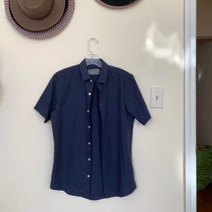 Topman short sleeve dress shirt